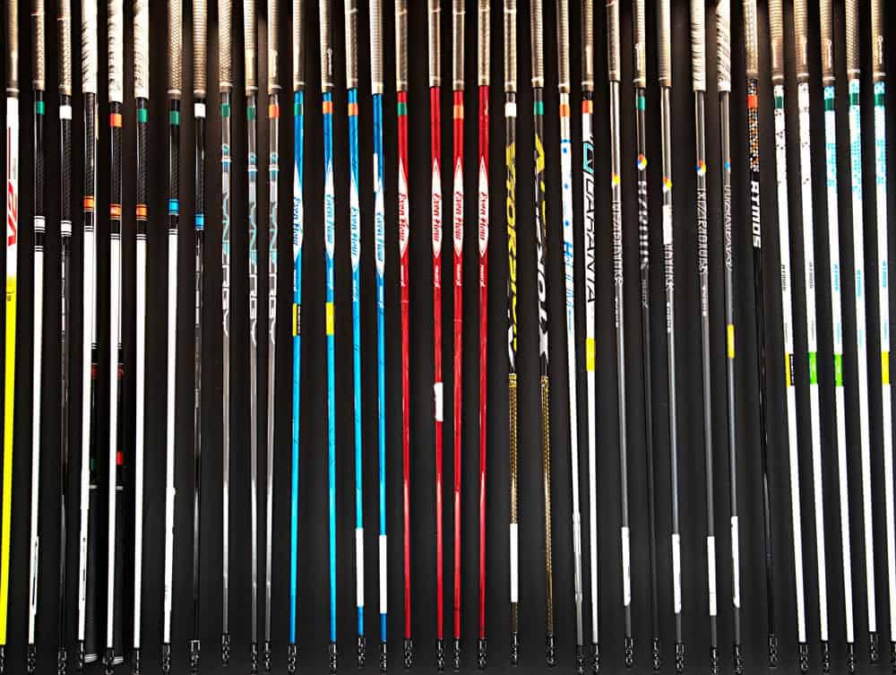 Golf Shaft Repairs & Replacement Services Buffalo